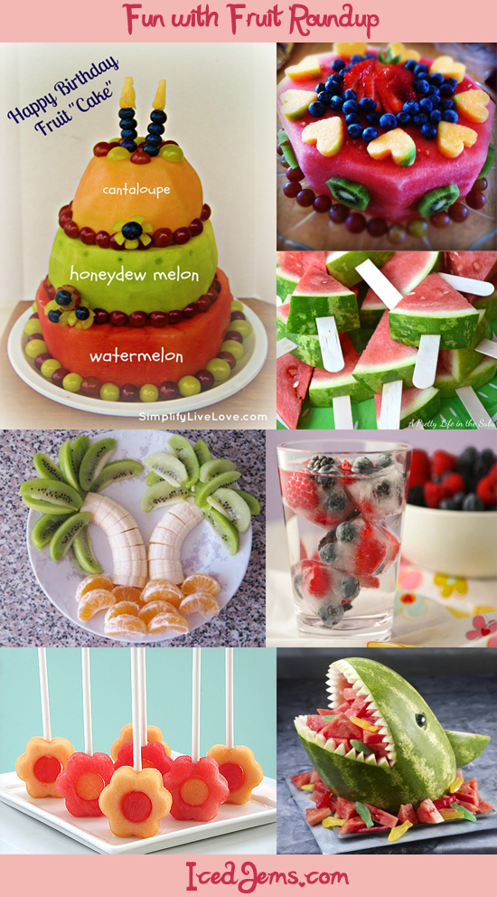 Something a bit healthier for you today but just as beautiful and fun