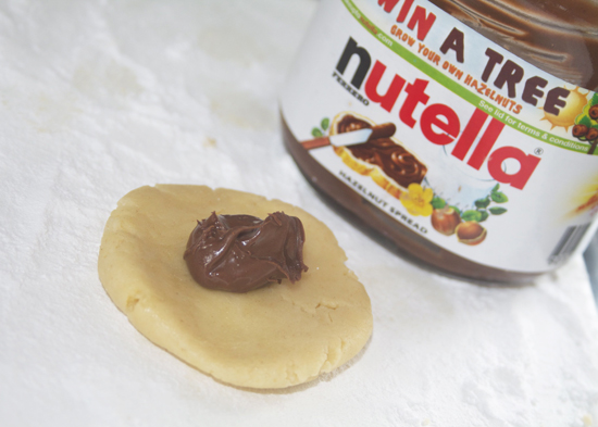 Nutella Dough