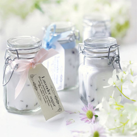 Lavendar Sugar Jars