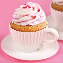 Teacup Cupcake