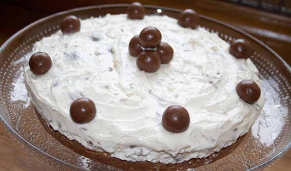 Malteser Cheesecake Recipe