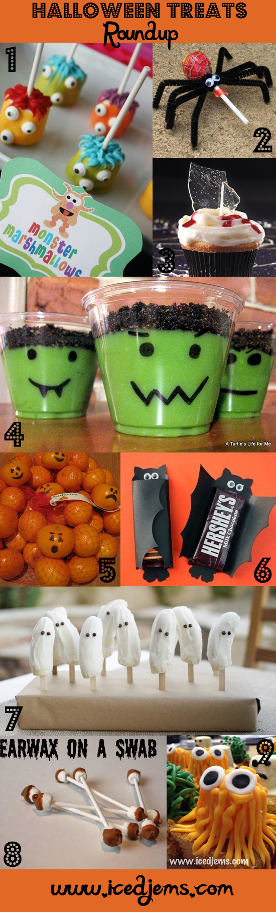 Simple Halloween Sweets