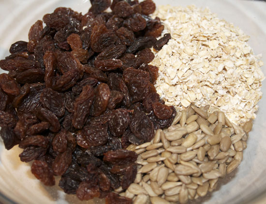 Oats and Raisins