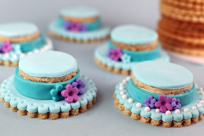 Mothers Day Baking Ideas Iced Jems