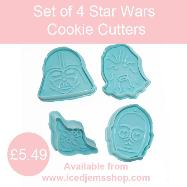 Star wars Cookies Cutters