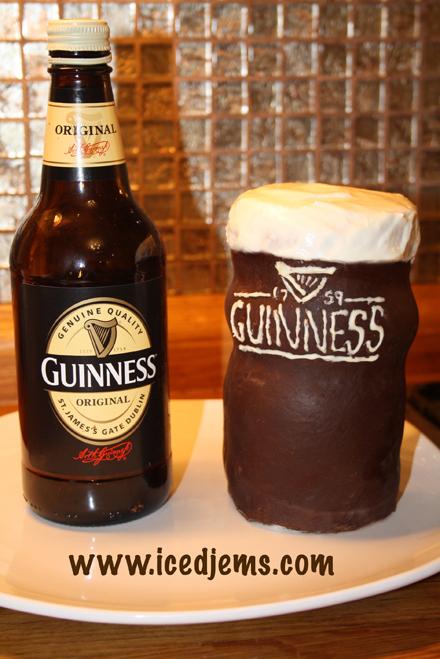 Nigella Guinness Cake Cupcakes