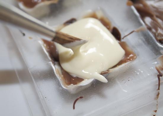 White Chocolate Nutella Truffle