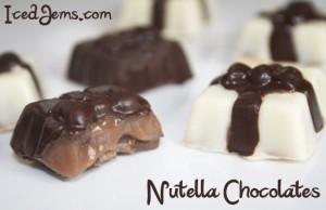 Nutella Chocolates