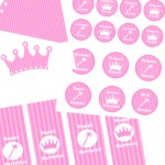 Princess Party Printables