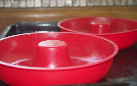 Giant Donut Silicone Mould