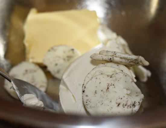 Oreo Cream Cheese Icing
