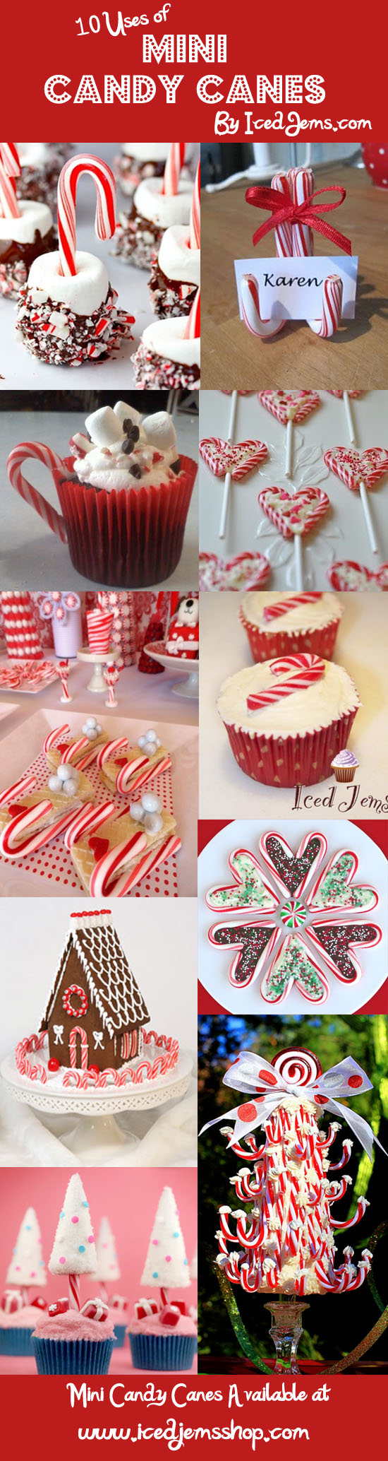 Uses of Candy Canes
