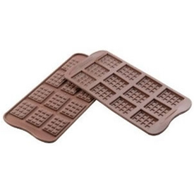 Mini Chocolate Bar Mould