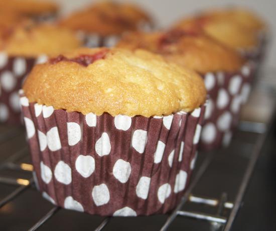 Freshly Baked Cupcakes