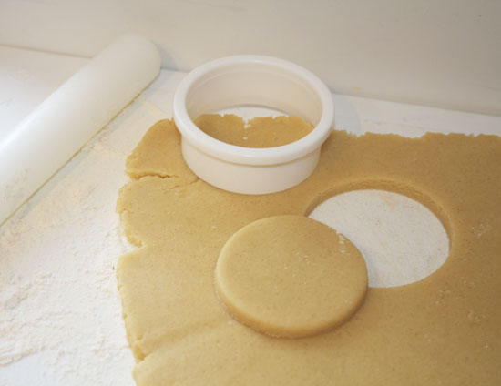 Shortbread Dough