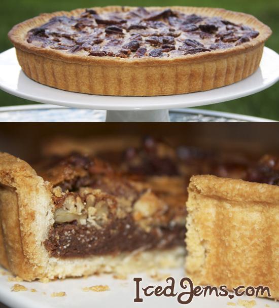 Cake Pops Using Pecan Pie