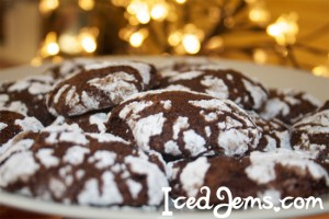 Chocolate Crackle Bites