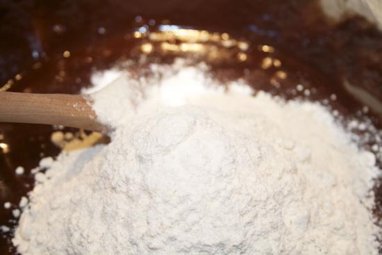 Flour Brownies