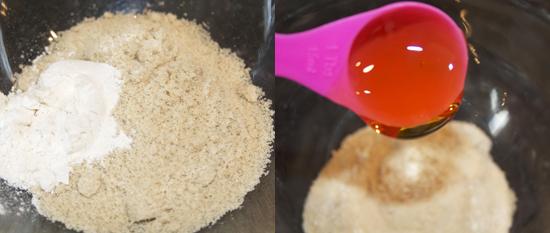 Pecan Pie Mixture