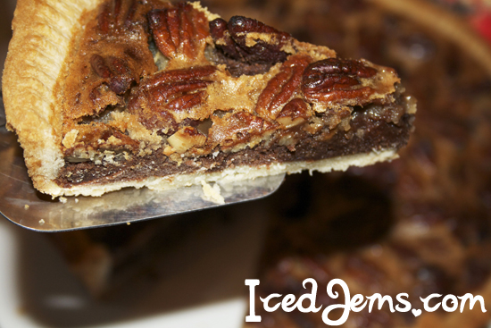 Brownie Pecan Pie Recipe