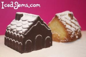 Edible Christmas Village