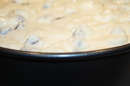Cheesecake Mixture