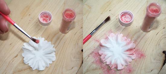 Pink Carnations Cake