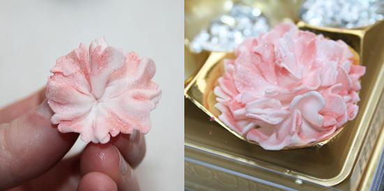 Homemade Carnations