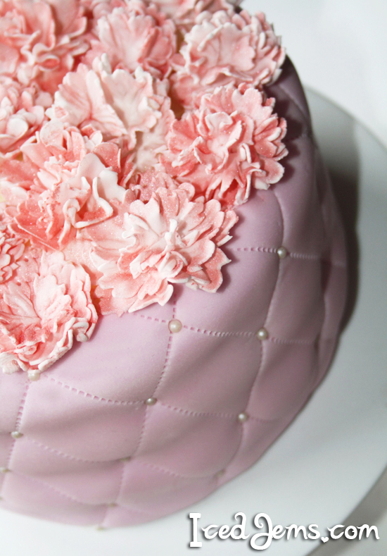 Mothers Day Cake Tutorial