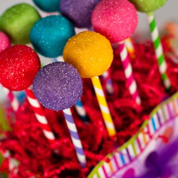 Cake Pop Straws