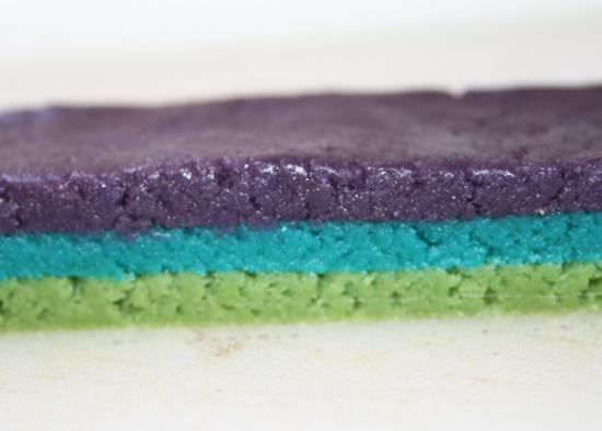 Rainbow Cookie Dough