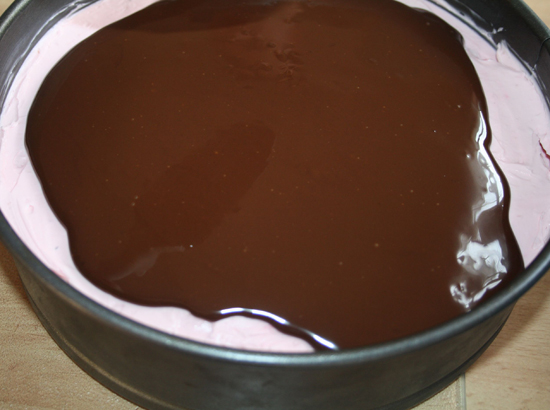 Chocolate Strawberry Ganache