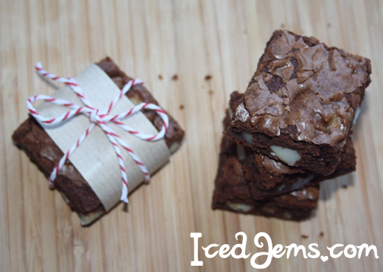 Macadamia Nut Brownie Recipe