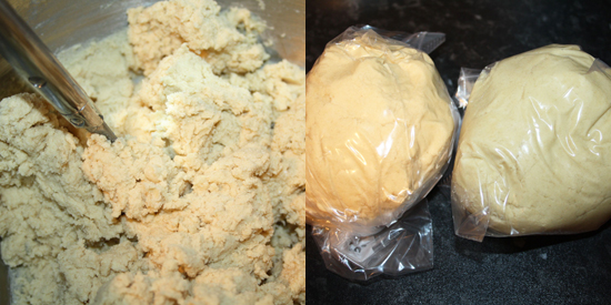 Maple Syrup Cookie Dough