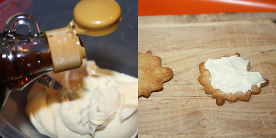 Maple Syrup Frosting