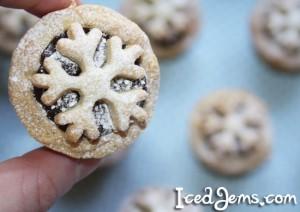 Mini Snowflake Pie