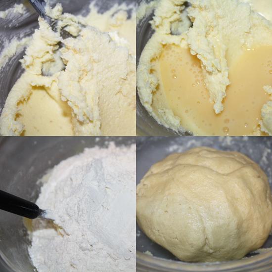 No spread Cookie recipe