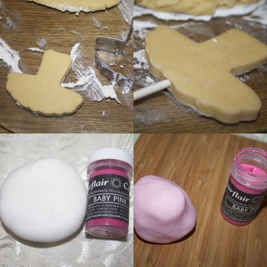 Ballerina Dress Cookies