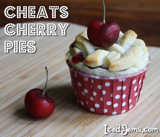 Cheats Cherry Pies