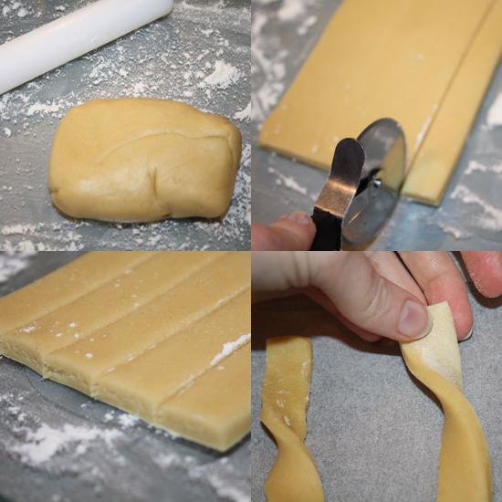 Cinnamon Sugar Cookie Dough