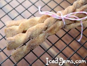 Cinnamon Sugar Cookie TwistsCinnamon Sugar Cookie Twists