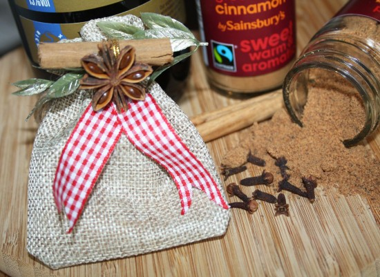 Spice Mix Mulled Wine