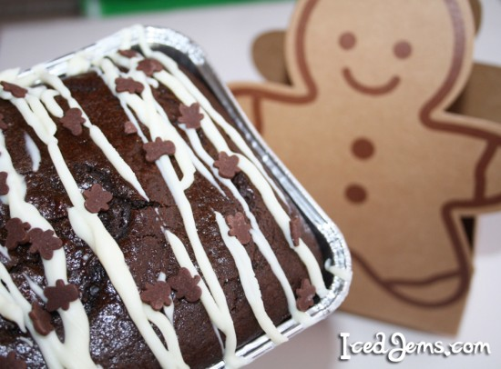 Gingerbread Tray Bake