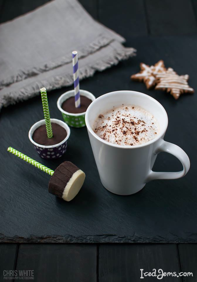 Baileys Hot Chocolate Stirrers