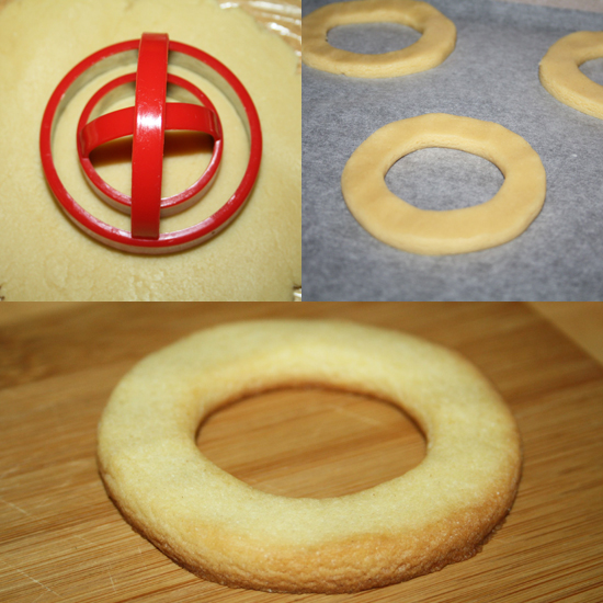 Ring Shape Sugar Cookies