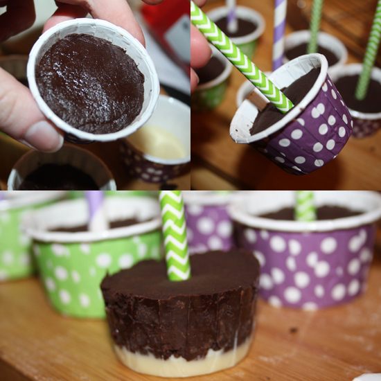 Baileys Hot Chocolate Spoons