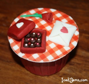 Valentines Gifts Cupcakes