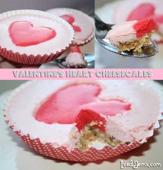 ValentinesHeartCheesecake