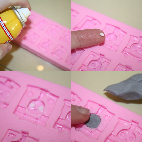 Thomas and Friends Mould