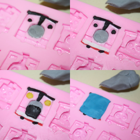 Thomas Tank Engine Mould